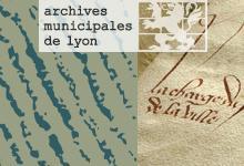 Bandeau du site des archives de lyon